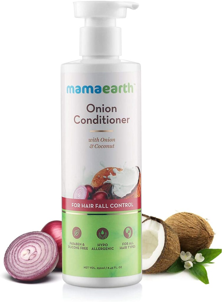 Mamaearth Onion Conditioner for Hair Growth Oil