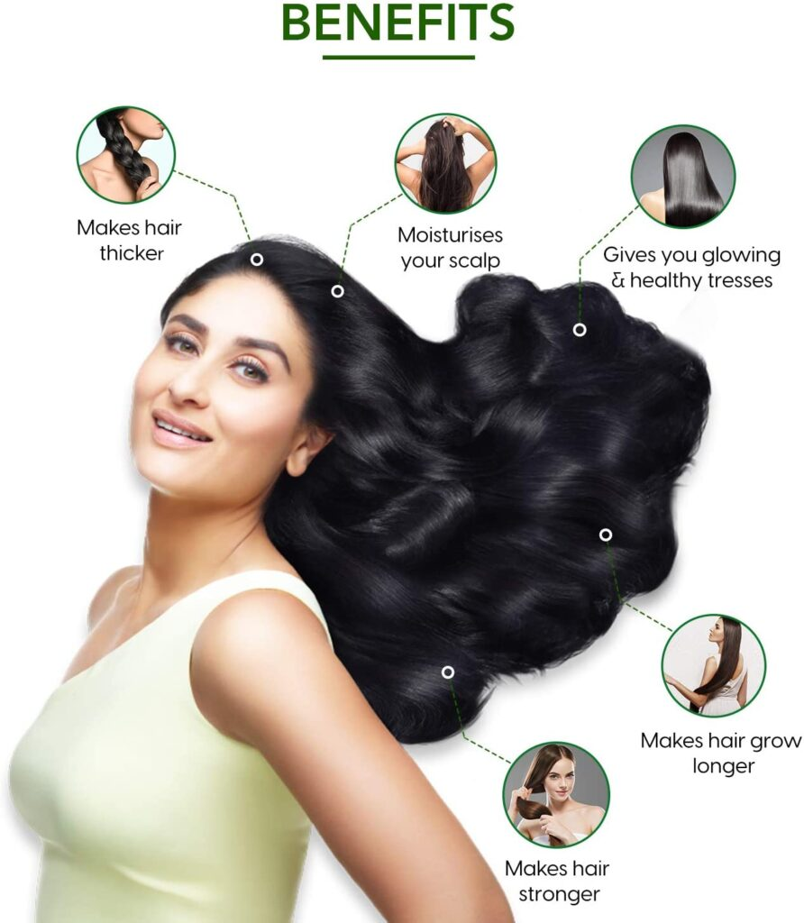 Dabur Amla Hair Oil For Strong, Long and Thick ...