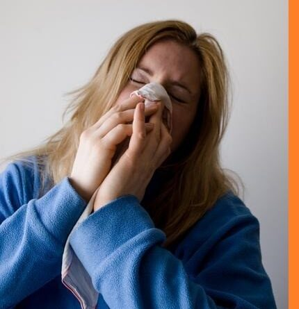 Make changes in lifestyle to prevent cold