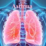 In asthma disease there is more difficulty in breathing